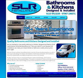 SLR Kitchen and Bathroom Installations