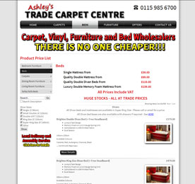 Ashleys Trade Carpet Centre