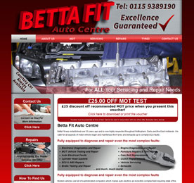 Betta Fit Auto Centre